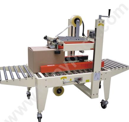 Semi-automatic Carton Seam Sealing Machine