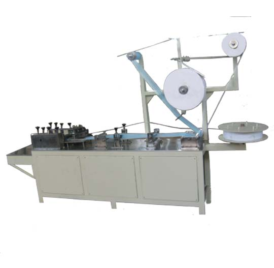 Ultrasonic gauze mask machine