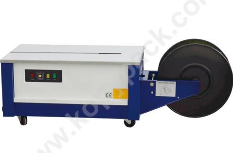 Semi-automatic Low Table Strapping Machine