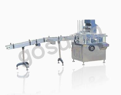 automatic amphere bottle cartoning machine