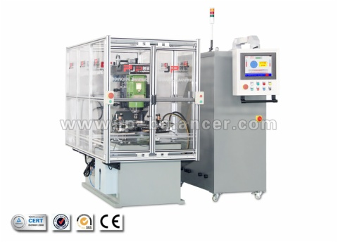Automatic Vertical Balancing Correction Machines