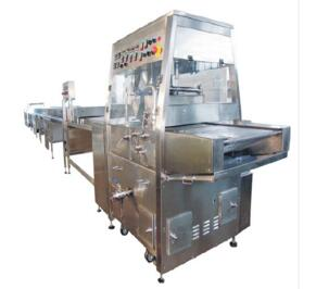 QT400 enrobing machine