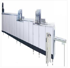 CD200 chocolate moulding line