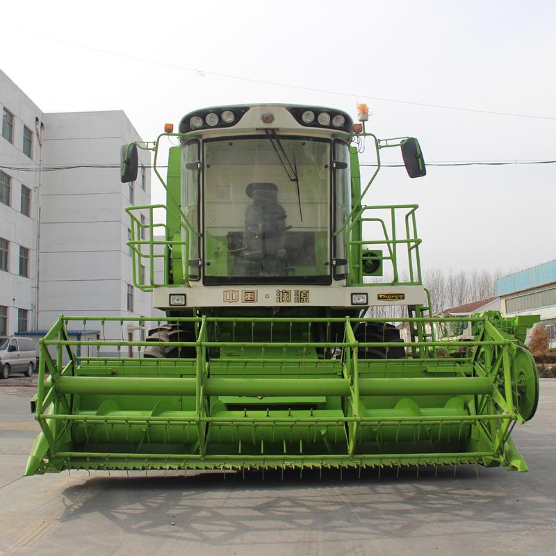 4LZ-6 Grain Combine Harvester