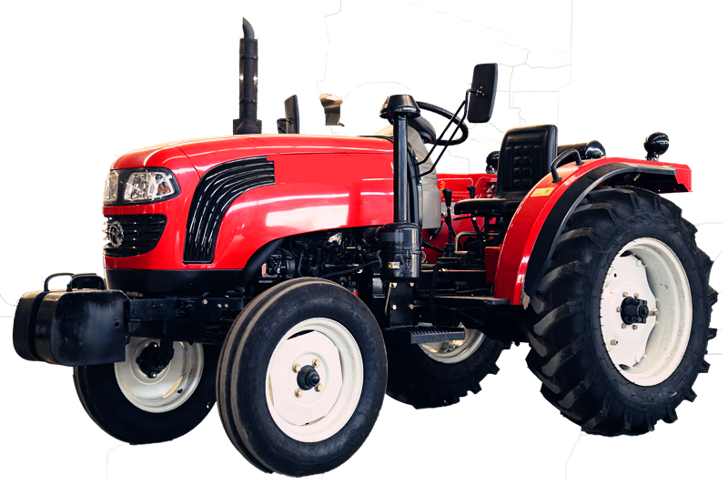 RUNYUAN TRACTORS RY SERIES (30-50hp)WHEELED TRACTOR