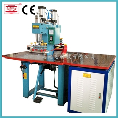 Pneumatic foot type HF welding machine