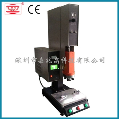 Touch Screen Ultrasonic Plastic Welding Machine