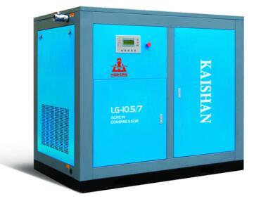 LG标准系列电动固定螺杆空气压缩机