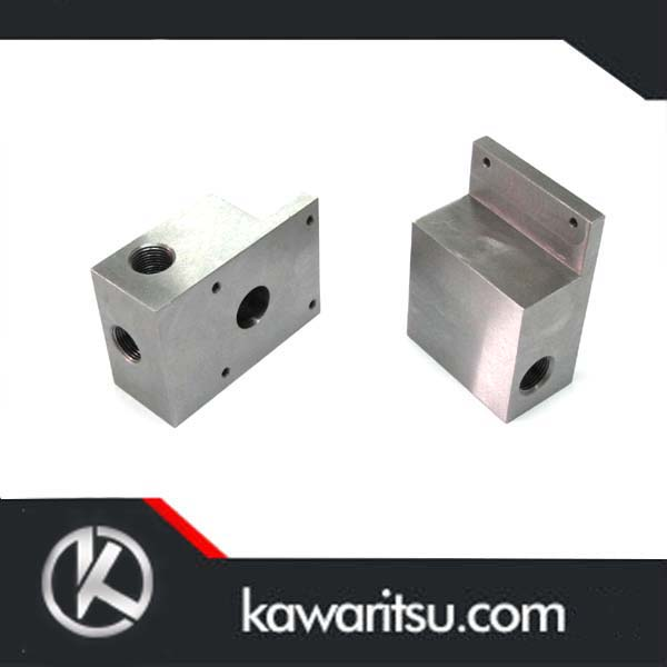High Precision CNC Turned Metal Parts
