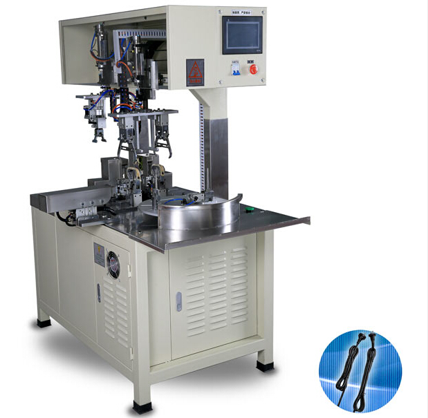 SD-168C Wire Winding Machine with Double Cable Tie
