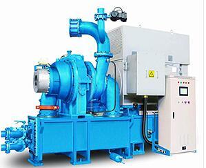 KCC Turbo Centrifugal Air Compressor