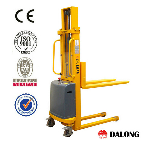 1000kg Economical Battery Operated Lift Truck