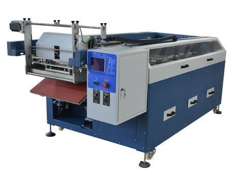 Automatic Rhinestone Heat Fix Machine