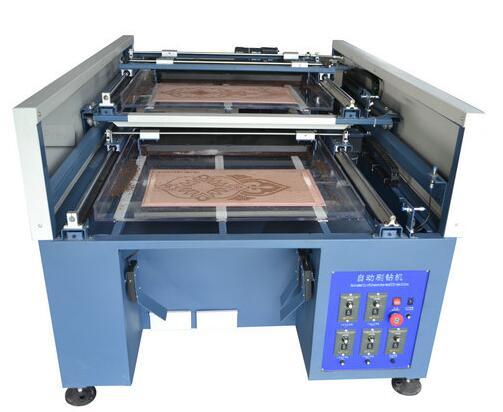 Semi-Auto Double Layer Rhinestone Transfer Paper Machine(FZY-SZ2)