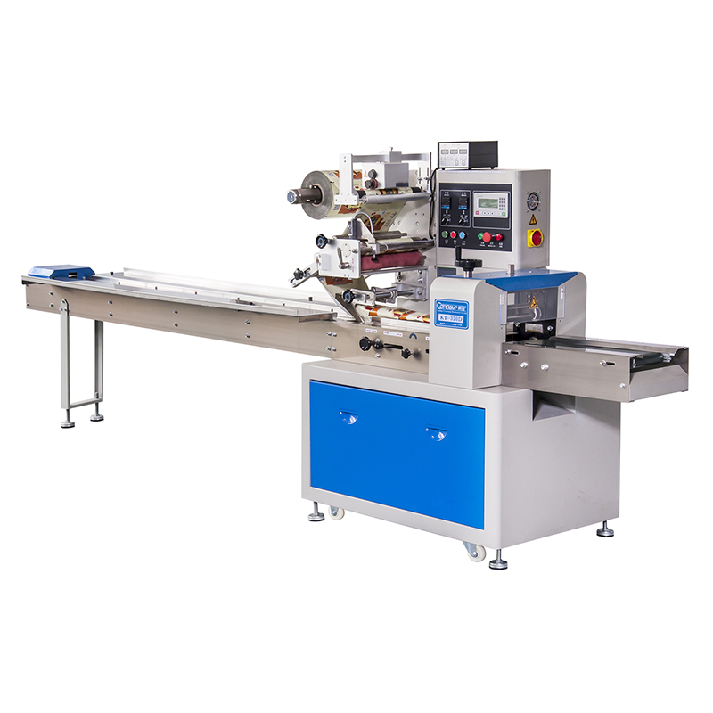 KT-320 Horizontal Flow Pack Machine