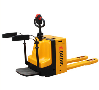 2000kg capacity Electric Pallet Truck