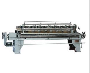 机械式有梭多针绗缝机