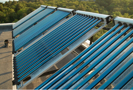vacuum solar collector china high efficiency