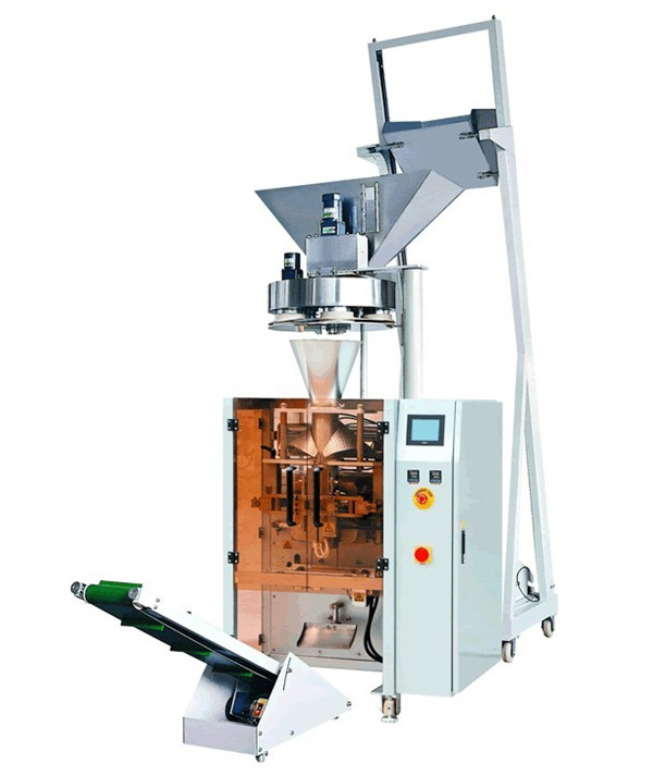 ZV-720C Fully automatic pouch packing machine