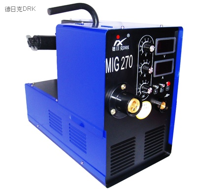 DRK MIG-270 Inverter CO2 Shielded Welder