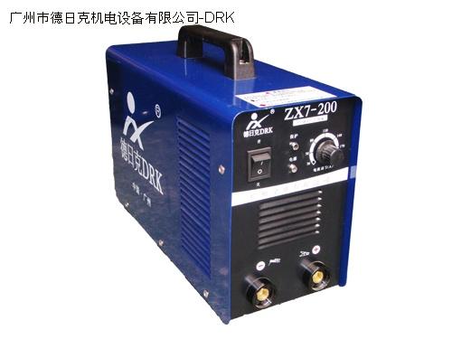逆变式直流电弧焊机德日克ZX7-200