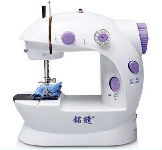 competitive household domestic multi-functional mini sewing machine with foot pedal