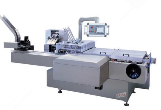Máquina de embalaje completamente automática y multifuncional WZH-180