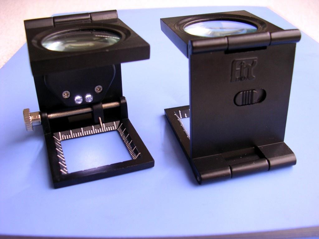 TH-9005(A、B、C、D) Cloth Inspecting Folding Magnifier