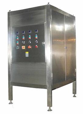 máquina continua de regulación de temperatura