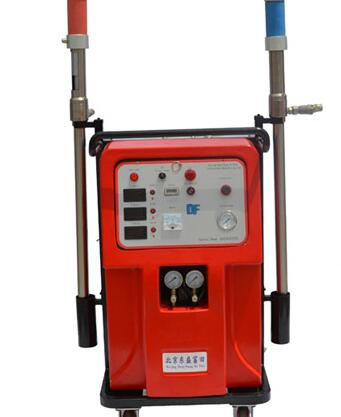 DF-30/40 double-cylinder spray foam machine