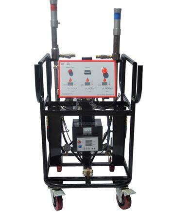 FP-1 low pressure pu injection machine