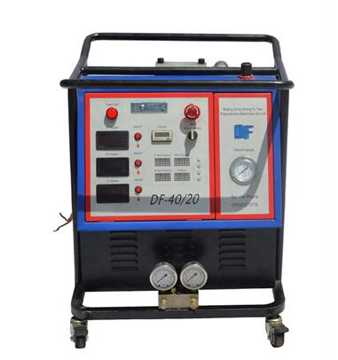 DF-40/20 minitype spray machine
