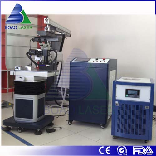 BMII Ultra Mould Laser Welding Machine