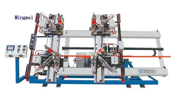 CNC Four-corner Vertidal CNC Four-corner Vertidal Wedling Machine