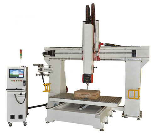 CNC Five-axis Processing Centre