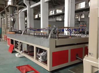 Линия производства плиток PVC