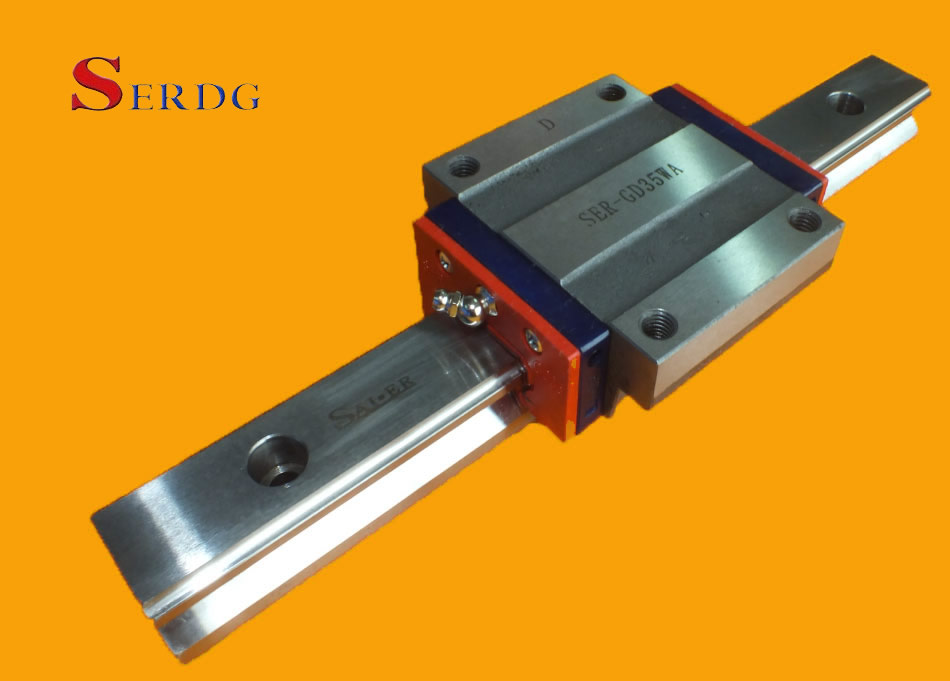 linear guide rail  SER-GD35WA