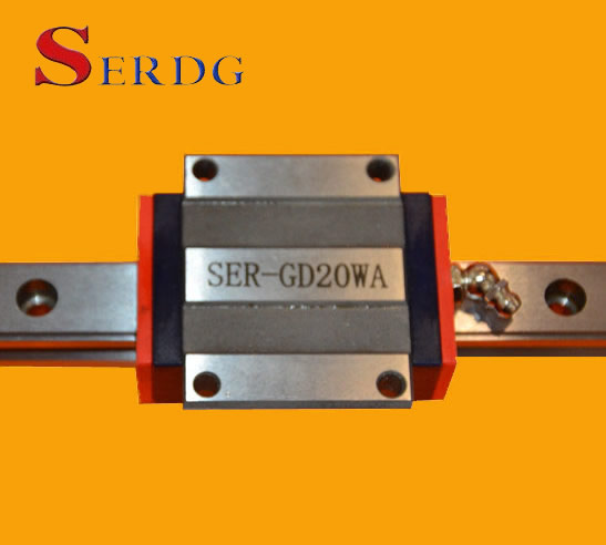 linear guide rail  	SER-GD20WA