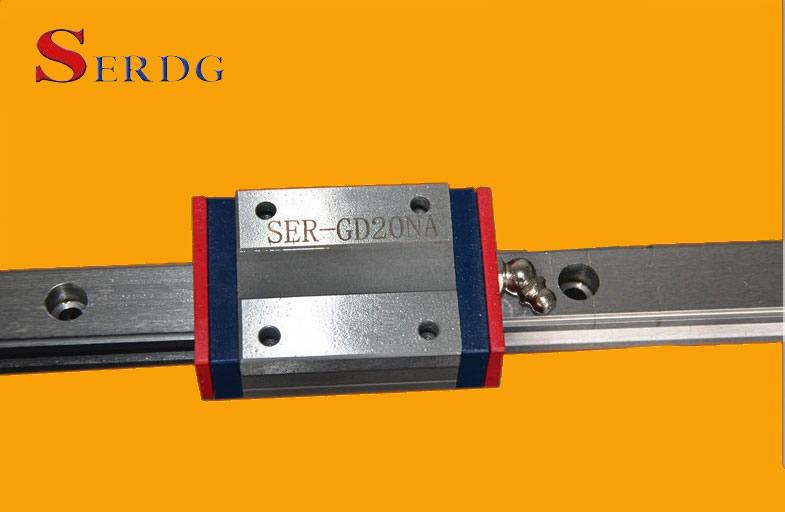 linear guide rail  SER-GD20NA