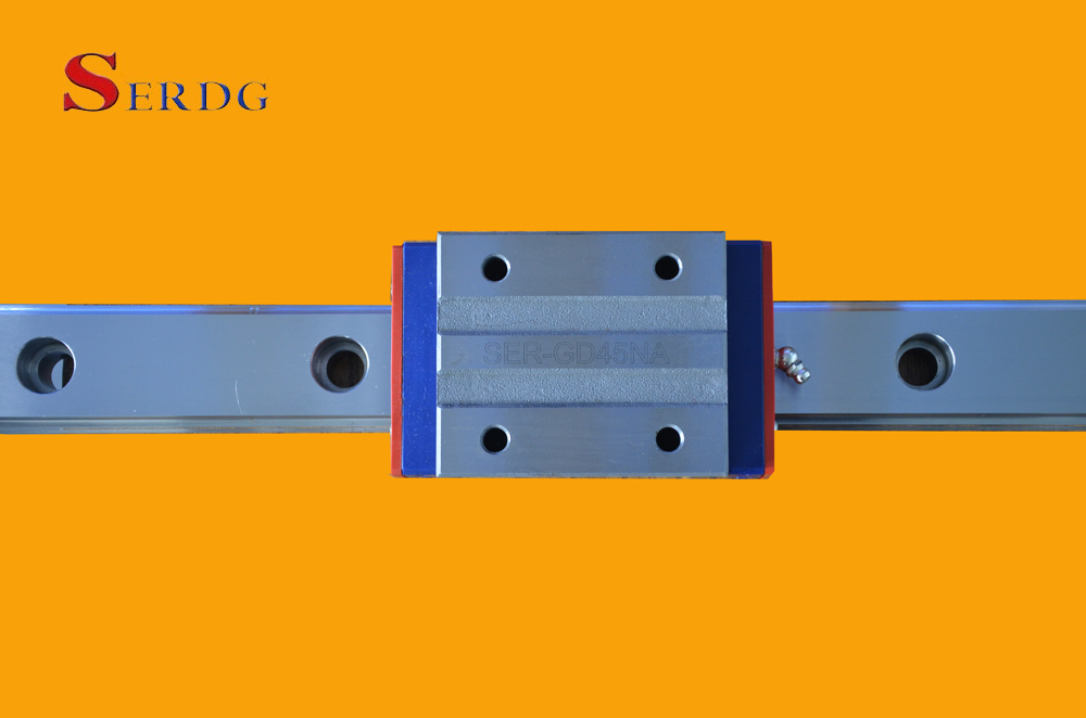 linear guide rail SER-GD45NA