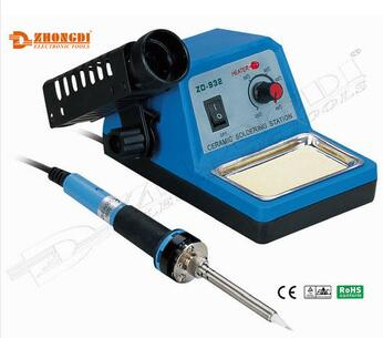 High quality Temperature Controlled Soldering Station of Ningbo ZD