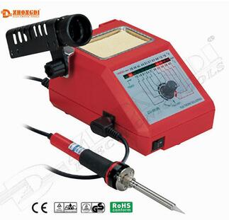 High quality practical Temperature Controlled Soldering Station of Ningbo ZD