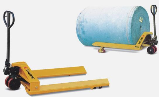 Ручной гильзовый перевозчик поддонов серии CBY