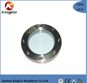 Stainless Steel Straight/Union/Flanged Sight Glass