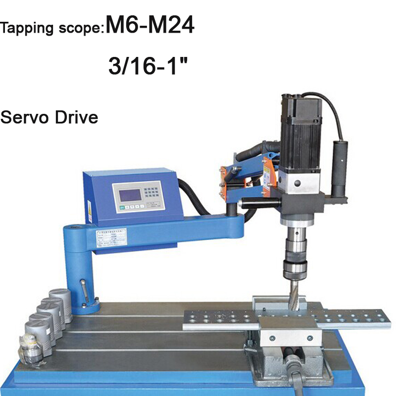 Automatic Hand Drilling And Tapping Machine