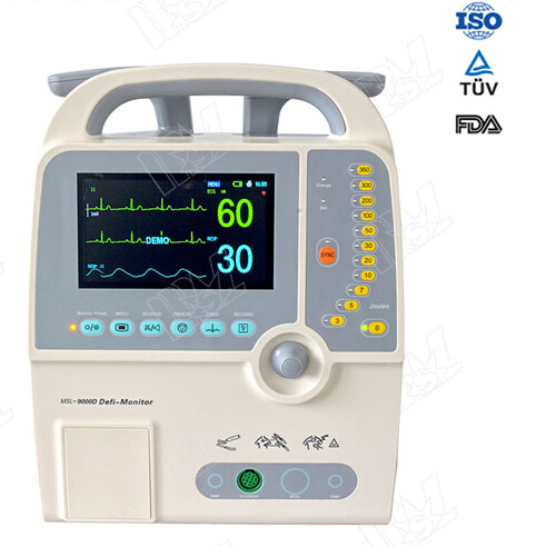Advanced defibrillator MSL9000D