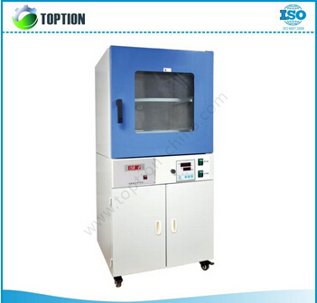 HTZ Vacuum Drying Oven-Vacuum degree digital display and control