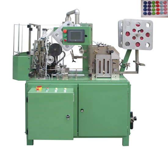 Automatic bow machine