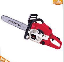 POWERTEC Easy Start 2.6kw 2-Stroke Gas chainsaw 5800