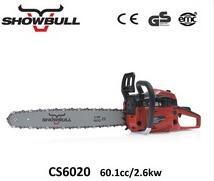 Professional easy starter chain saw with big power quality warranty